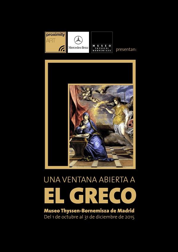 Proximity Art - El Greco